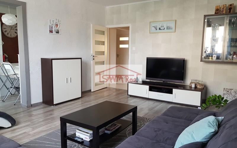 Krásny 3 izbový byt, kompletne zrekonštruovaný na Vinohradoch