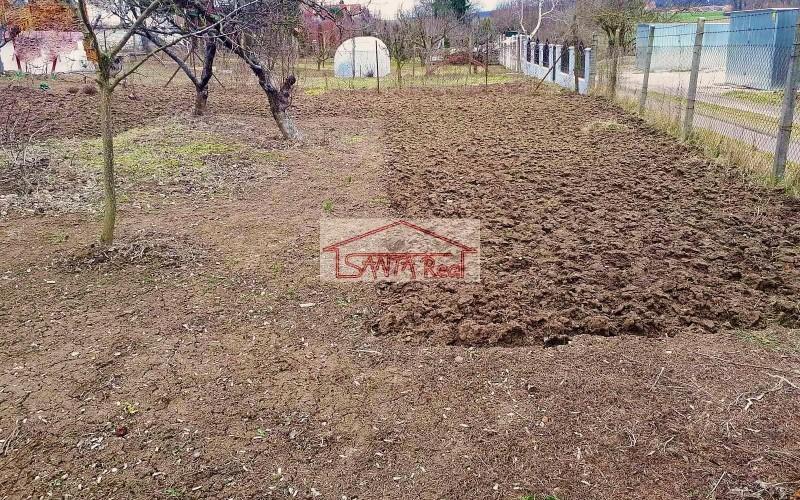 Záhrada so záhradnou chatkou na predaj, Šahy